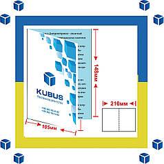 Буклеты А6 (5000 штук/ 115г/м²/оперативно/любые тиражи)
