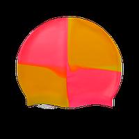 Силіконова шапочка для плавання і басейну, фото 1