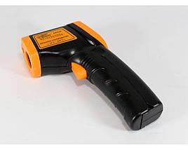 Промышленный градусник TEMPERATURE AR 320 /360+ Инфракрасный термометр., фото 2