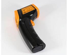 Промышленный градусник TEMPERATURE AR 320 /360+ Инфракрасный термометр., фото 3