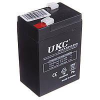Аккумулятор для торговых весов UKC 6 V 4 A
