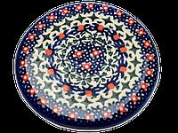 Керамическая подставка под чашку круглая 11,5 Mystery, фото 1