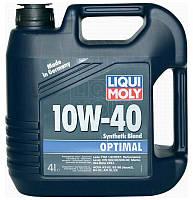 Масло LIQUI MOLY OPTIMAL 10W40 (3930) 4л