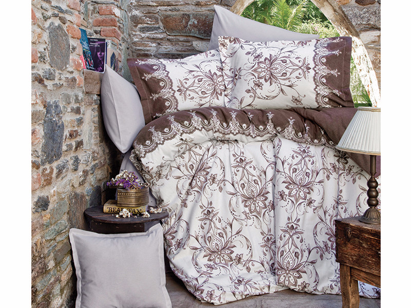Комплект постельного белья Clasy Diva V1 Фланель 200х220