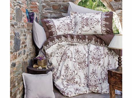 Комплект постельного белья Clasy Diva V1 Фланель 200х220, фото 2