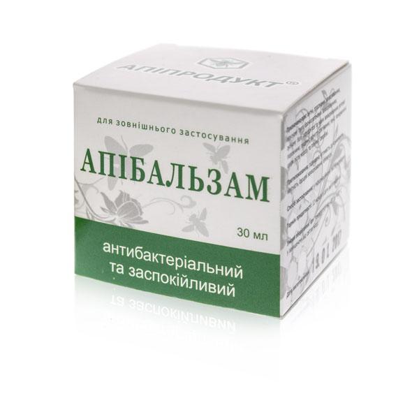 Бальзам Антибактериальный и успокаивающий 30 мл