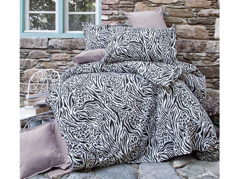 Комплект постельного белья Clasy Safari Фланель 200х220