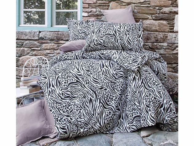 Комплект постельного белья Clasy Safari Фланель 200х220, фото 2