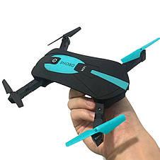 Селфи дрон портативный JY018 Mini, фото 3