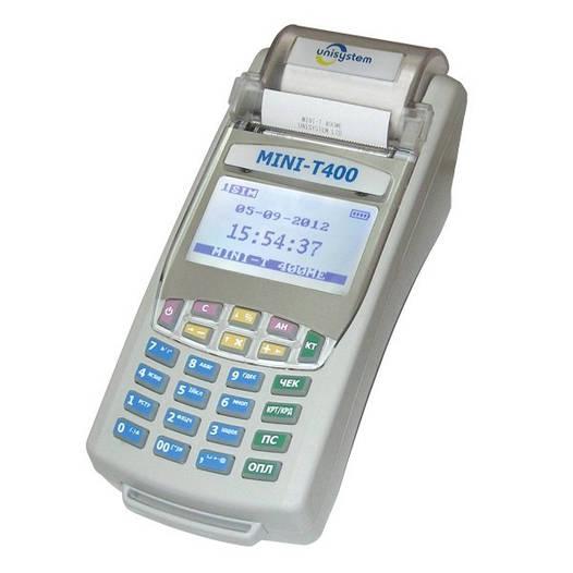 Кассовый аппарат MINI-T400ME Б.У.