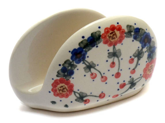 Керамическая салфетница / подставка для салфеток Mallow, фото 2