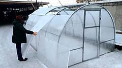 Закрытая теплица на зиму: преимущества и недостатки