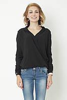 Блуза Carica М черный (KB-ВК-7366_28)