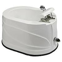 Стационарная акриловая ванночка для педикюра емкость СПА-3