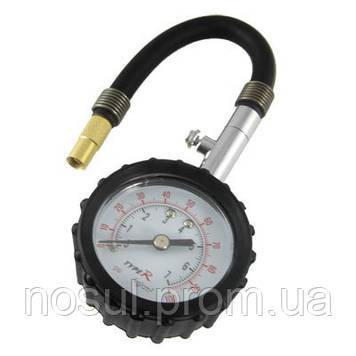 Манометр Type-R мех проф измеритель давления воздуха в шинах PSI бар kg/cm2