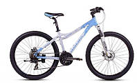 Ardis LX 200 MTB 26 женский велосипед бело-голубой