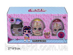 Яйцо ЛОЛ-сюрприз игровая площадка/ парк развлечений ЛОЛ / LOL  Surpise 588-7 / аналог, фото 2