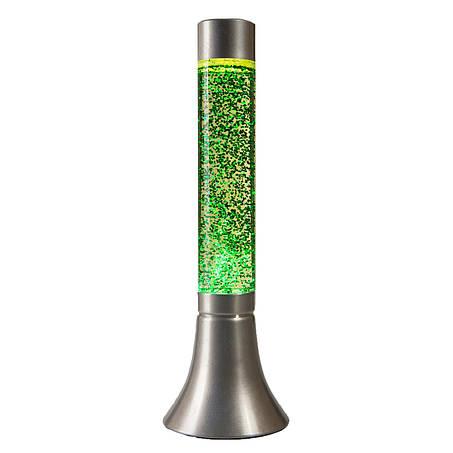 Лава лампа цилиндр с парафином 38 см, фото 2