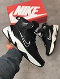 Кроссовки мужские Nike Air Tenko Mid высокие, фото 3