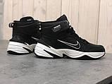 Кроссовки мужские Nike Air Tenko Mid высокие, фото 4