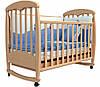 Детская кроватка Соня ЛД 1 (Бук)