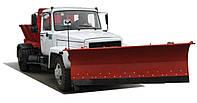 Дорожня комбінована машина (зима+літо) МДКЗ-27 на шасі ГАЗ