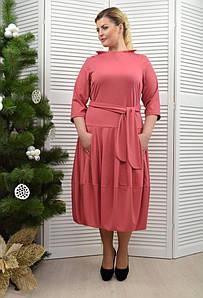 Платье бохо - Модель 1720