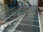 Инструкция по монтажу тёплого пленочного пола под ламинат, паркетную доску, линолиум, ковролин