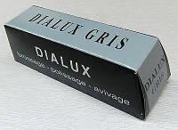 Паста для полировки серая (грубая) DIALUX