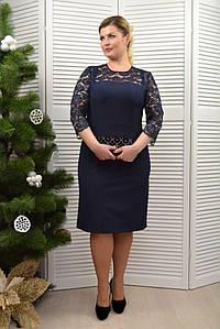 Платье т.синее - Модель Л266-7