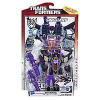 Трансформер-десептикон Скайварп - Skywarp, Deluxe Class, 30th Transformers, Generations, Hasbro, фото 1