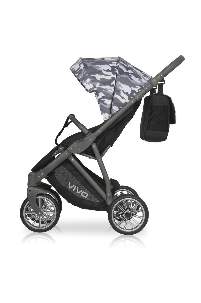 Прогулянкова дитяча коляска Expander Vivo Military