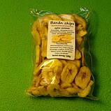 Банан сушений чіпсами 1кг /упаковка, фото 2