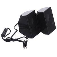 Колонки для компьютера (акустика для ноутбука) (D-7)