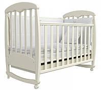 Детская кроватка Соня ЛД 1 (слоновая кость)