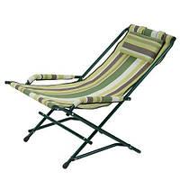 Кресло Качалка d20 mm VT2110008 Зеленая полоска