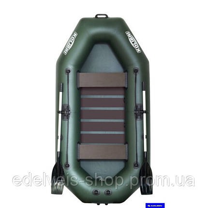 Лодка надувная рыболовная Kolibri стандарт К-280СТ, фото 2