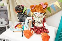 Набор для шитья куклы Первоклассница К1016