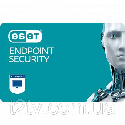 Антивирус ESET Endpoint security 20 ПК лицензия на 1year Business (EES_20_1_B)