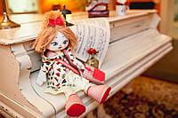 Набор для шитья куклы Пианистка К1014