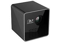 Портативный беспроводной мини проектор UNIC DLP P1  Черный