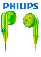 Наушники Philips SHE2616 зелёные