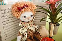 Набор для шитья куклы Скрипачка К1018