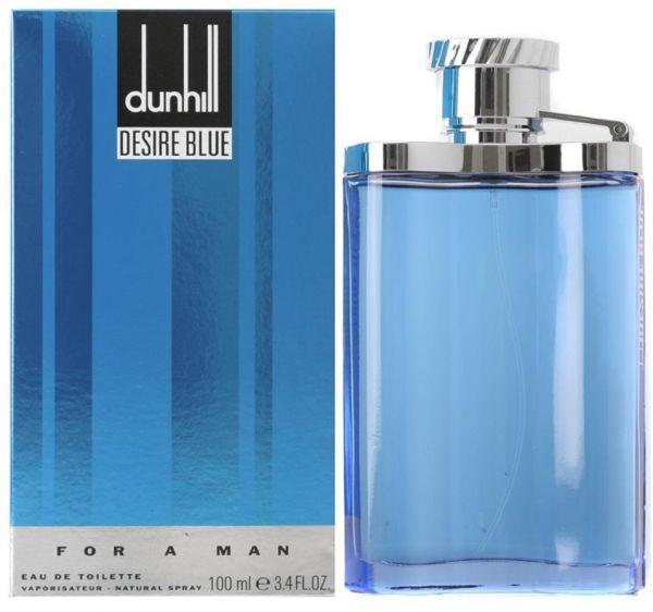 Alfred Dunhill Desire Blue туалетная вода 100 ml. (Альфред Данхилл Дизайр Блю)