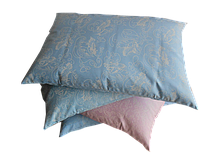 Подушка из гречневой шелухи 60Х40 100% хлопок