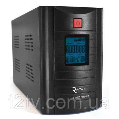 Источник бесперебойного питания Ritar RTM1500 (900W) Proxima-D (RTM1500D)