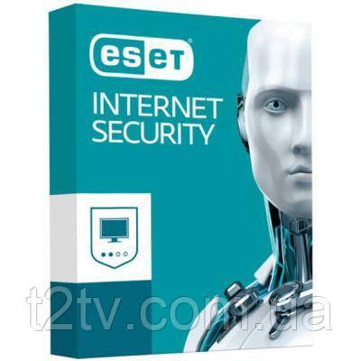 Антивирус Eset Internet Security для 5 ПК, лицензия на 2year (52_5_2)