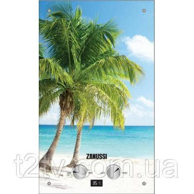 Проточный водонагреватель ZANUSSI GWH 10 Fonte Glass Paradiso (GWH10FONTEGLASSPARADISO)