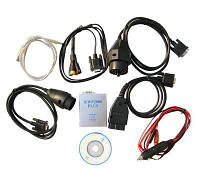 Чип-тюнинг KWP2000 Plus USB ECU REMAP Flasher OBD2 - считывание и запись прошивки с параметрами работы компьют