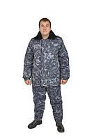 Куртка камуфлированная зимняя